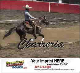 Charreria Promotional Calendar