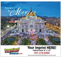 Conozca Mexico Promotional Calendar