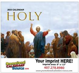 Holy Promotional Calendar