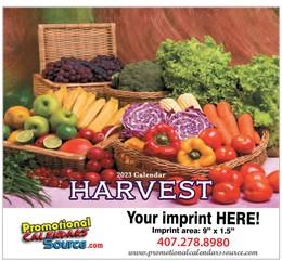 Harvest Promotional Calendar