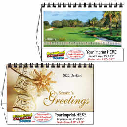 Golf Courses Desktop  -  Promotional Calendar