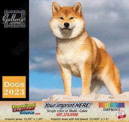 Dogs Promo Calendar