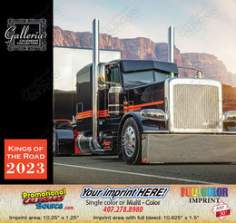 Kings of the Road Trucks Calendar