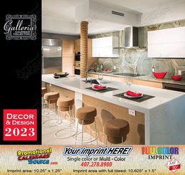 Home Decor & Design Calendar