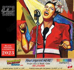 Black History Celebration Calendar