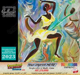 African-American Art Celebration Calendar