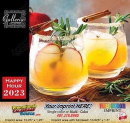 Happy Hour Cocktails Drinks Calendar