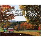 Scenic Views Promotional Calendar