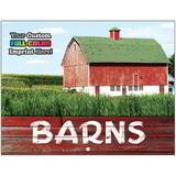 Barns Promotional Mini Calendar