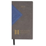 Duo Diamond Pocket Planner Academic Monthly