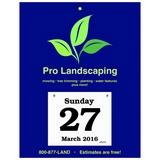 Daily Date Calendar Large Date Pad 44 - 7X11