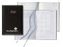 Castelli  Weekly/MonthlyPlanner, Matra, Tabbed, Color Black Item  CT-77407