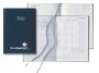 Castelli Matra Weekly/Monthly Tabbed Planner Navy Blue Item CT-77407