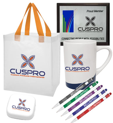 Cuspro.net your supplier of bulk promotional products