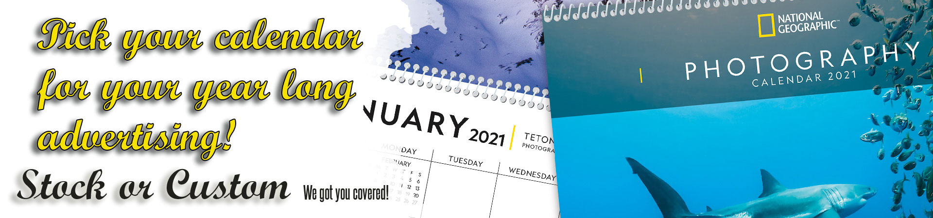 promotional calendars custom printed to your specifications