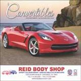 Personalized promo calendars with images of cars, classic, antique, exotic